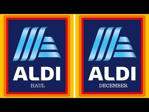 ALDI HAUL - December 3, 2017