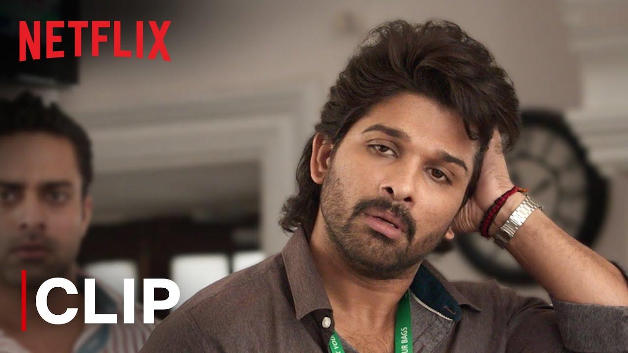 Download Allu Arjun Police Station Fight Scene   Ala Vaikunthapurramloo   Netflix India MP3 Gratis