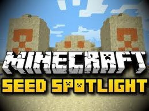 Minecraft: Seed Spotlight: