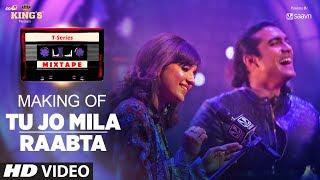 T-Series Mixtape : Making of  Tu Jo Mila/Raabta Song | Shirley Setia & Jubin Nautiyal