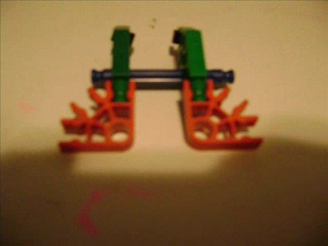 k'nex stearing and suspension instructions