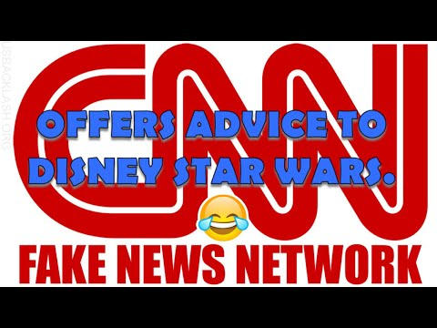 SOME FREE ADVICE TO DISNEY STAR WARS FROM CNN: IGNORE THE FANS