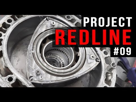 Building a Rotary Engine | Project REDLINE Mazda rotary build Ep 9