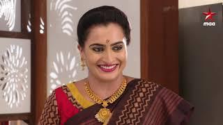 మోనితకి సౌందర్య పంచ్  #KarthikaDeepam Today at 7:30 PM on #StarMaa