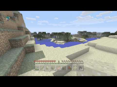 Minecraft Xbox One - Where Are The Villages!!! - 2