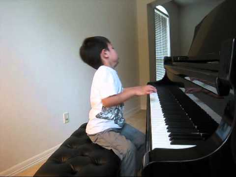 Scales - ABRSM Grade 1 Piano Exam 2013-2014 (5 Years Old)