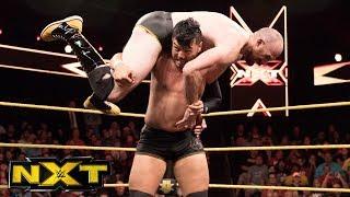 Oney Lorcan vs. Hideo Itami: WWE NXT, June 28, 2017