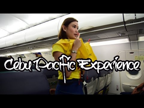 My Cebu Pacific Experience from Manila to Cebu via NAIA Terminal 3