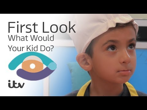 What Would Your Kid Do? | First Look | ITV