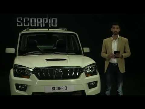 New Scorpio 2017 Advanced Features & Introduction