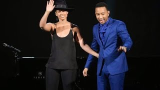Let it be – John Legend feat Alicia Keys - Beatles' 50th Anniversary