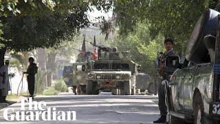 Download Afghanistan rocked by triple attacks leaving dozens dead Video