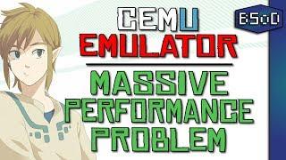 Cemu 1 11 3 | BOTW Performance | Dual Core Recompiler | i3 8350K