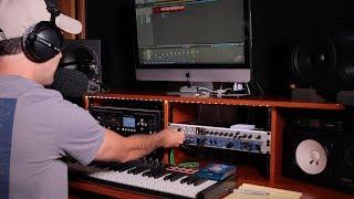 Recording Rap Vocals With Compression