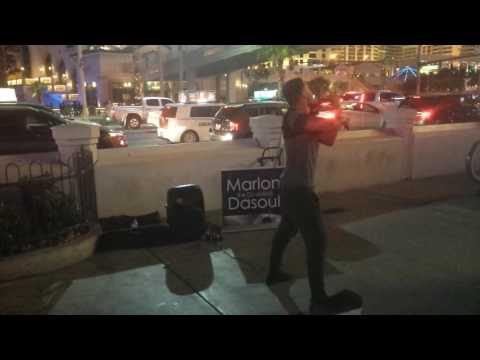 Marlon Dasoul: The DJ Violinist