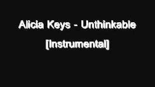 Download Alicia Keys - Unthinkable [Instrumental] [Download] Video