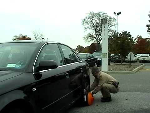 How to Get a Boot Off Your Car