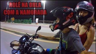 ROLÊ COM A NAMORADA  - CARLINHOS MOTO FILMADOR