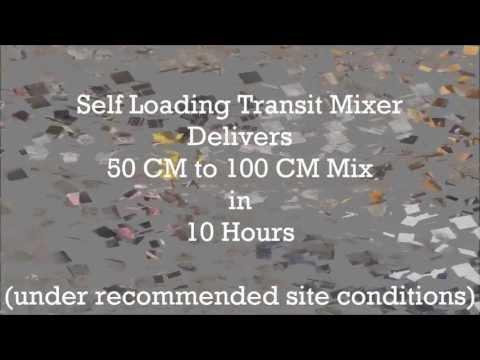 Self Loading Transit Mixer - Macons or Ajax Fiori