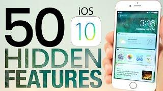 Ios 10 Hidden Features Top 50 List