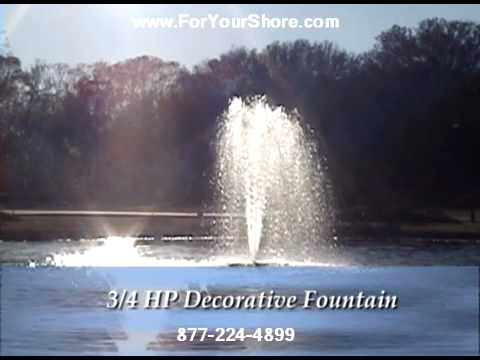 Floating Fountains by Weeders Digest