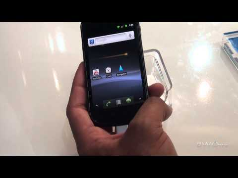 Nexus S 4G for Sprint Hands On - CTIA 2011 - BWOne.com