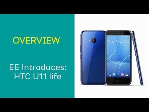 EE Introduces: HTC U11 life
