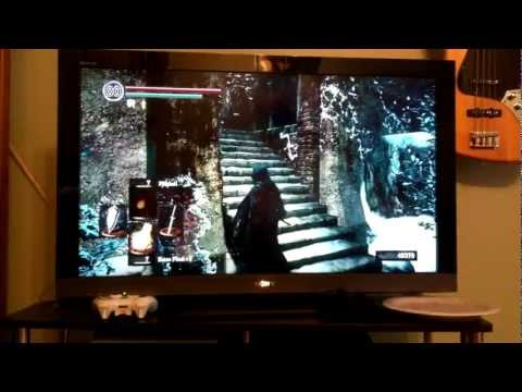 Dark Souls - Painted World Hidden Shortcut