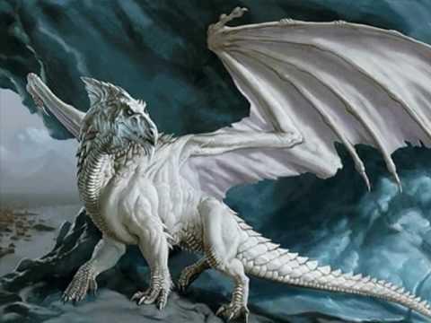The White Dragon - Medwyn Goodall