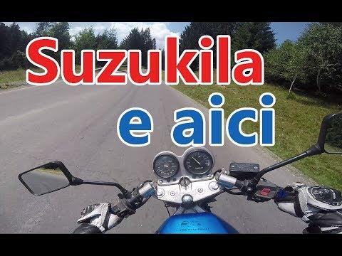 (Motor)Bike S-a intors Suzukila?!