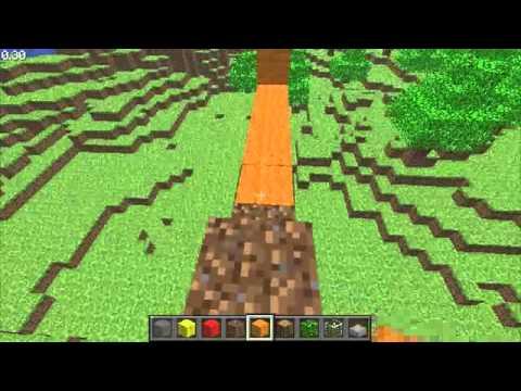 Minecraft How To Build Mario