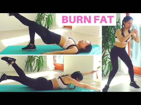 10 MIN Full Body At Home HIIT Workout » BURN FAT FAST   No Equipment