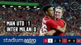 Manchester Utd 1 - 0 Inter Milan | ICC 2019 Highlights | Astro SuperSport