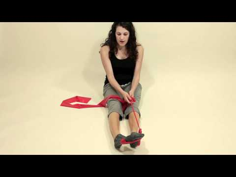 Eversion Ankle Exercise