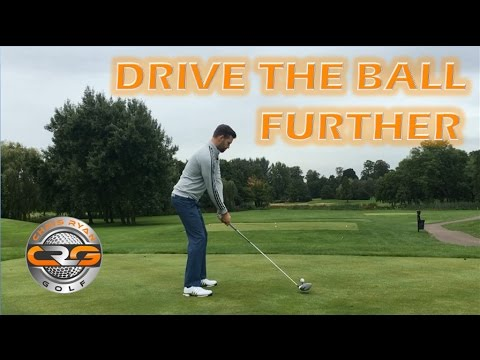 DRIVER | HIT IT FURTHER AND STRAIGHTER
