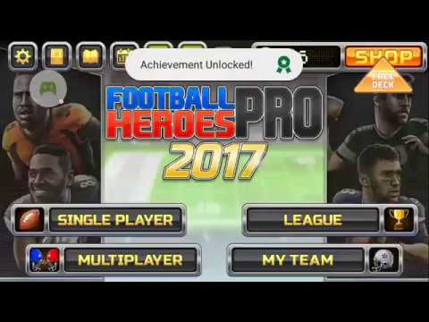 Best game of Football Heroes PRO 2017!!!