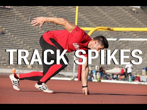 Track Spikes 101