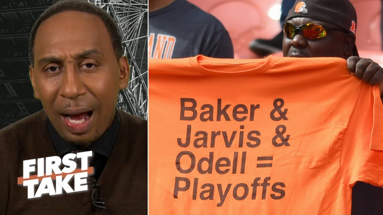 It's time for Browns fans to panic – Stephen A. | First Take