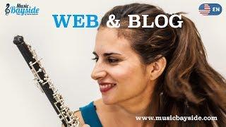 Musicbayside Web And Blog  Oboe Web  Nuria Cabezas