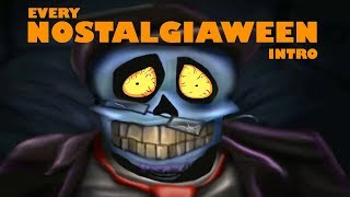 Download Every Nostalgiaween Intro Video
