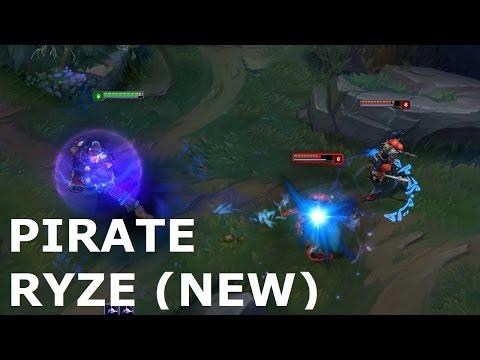 Zombie Ryze Skin Spotlight   New Skin Ryze Update Rework Upgrade   League of Legends