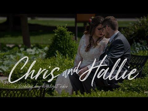 HALLIE & CHRIS | THE WELLS BARN | WEDDING HIGHLIGHT VIDEO