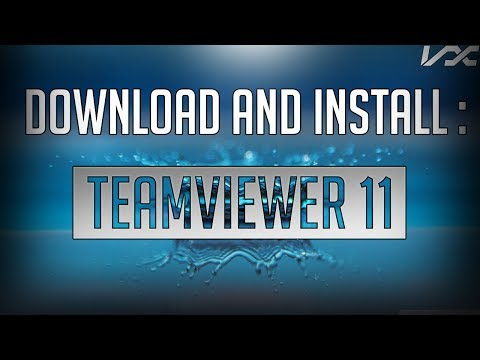 How to install TeamViewer 11 [Setup and Crack][Windows 7/8/8.1/10]