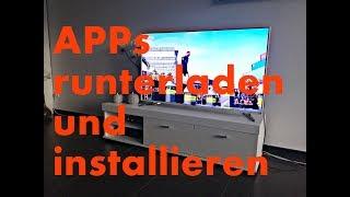 Samsung TV 2017 - App Development install IDE + Run App on TV