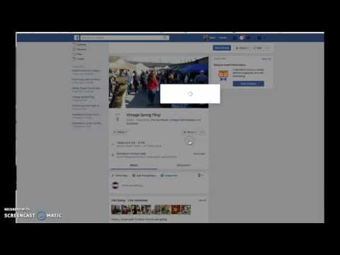 How To Invite Friends to a Facebook Event