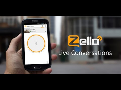 ZELLO WALKIE TALKIE/Live Hurricane/Natural Disaster Updates