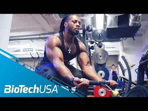 Biceps Peak Workout  - Daily Routine with Ulisses - BioTechUSA