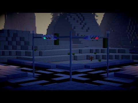Minecraft real train mod automatic traffic system tutorial