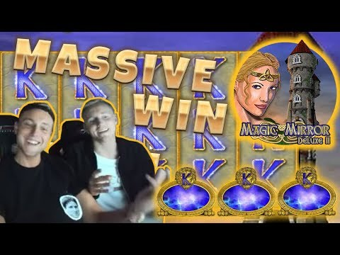 Xxx Mp4 Magic Mirror Deluxe 2 BIG WIN From CasinoDaddys Casino Games Stream 3gp Sex