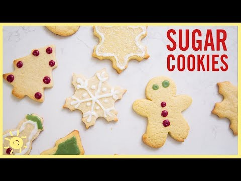 EAT | The BEST Sugar Cookies!